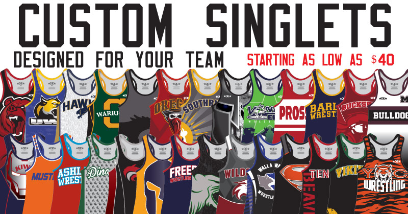 Singlet banner