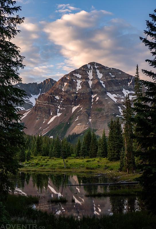 Twin Lakes Morning