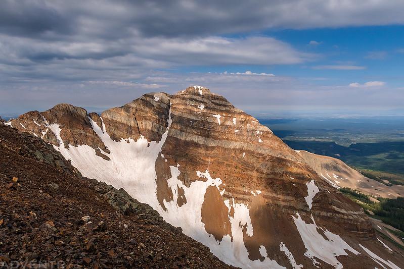 Hesperus Mountain Spotlight