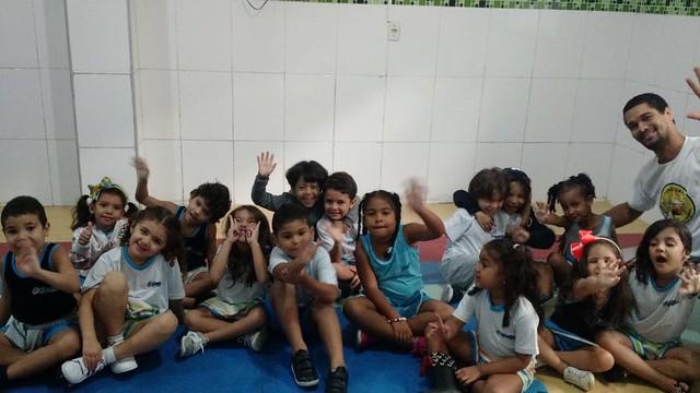 Aulas de Capoeira com Prof. Gabriel