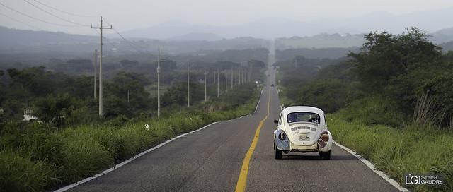 Rio Grande, Chiapas - Road Trip Mexique 2019