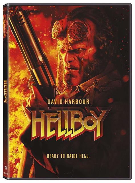 Hellboy2019DVD