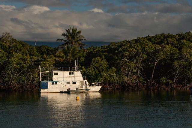 Early Morning, Port Douglas Marina