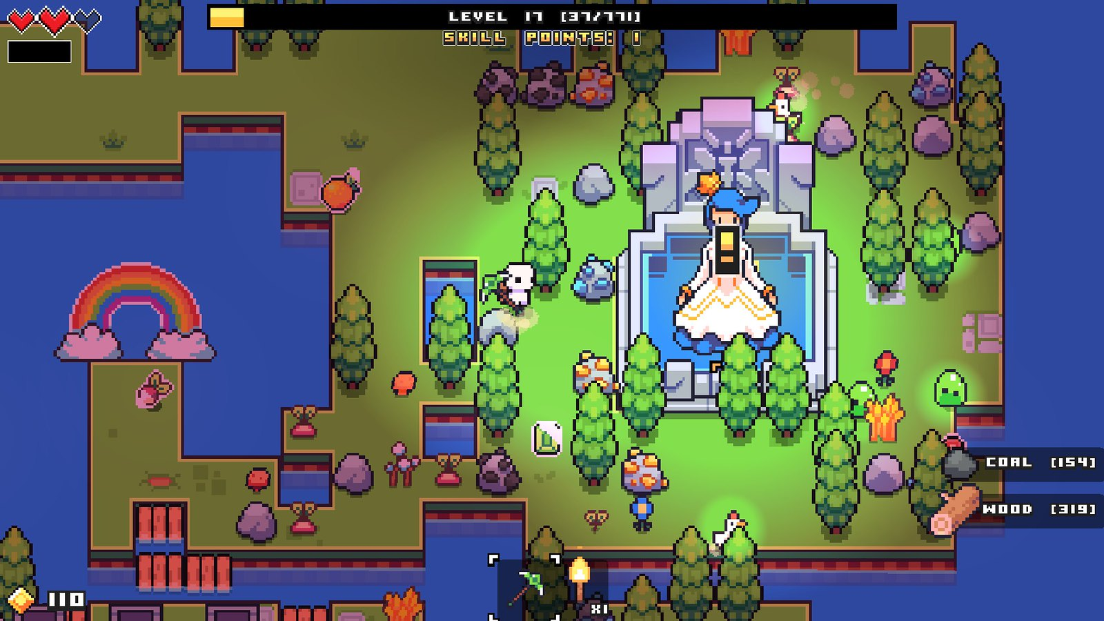The Story Behind Forager, Out Today on PS4 – PlayStation Blog