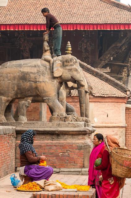 Patan 97 - Vishwanath Temple - C