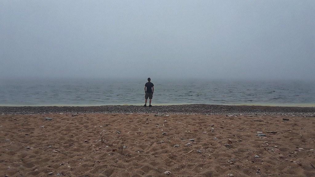 Misty Lake Superior