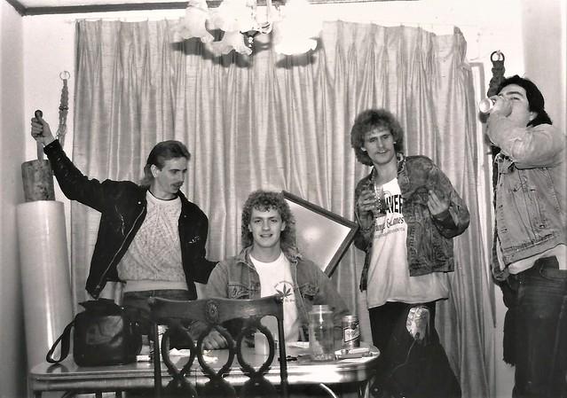 Damn Good Times, 1988