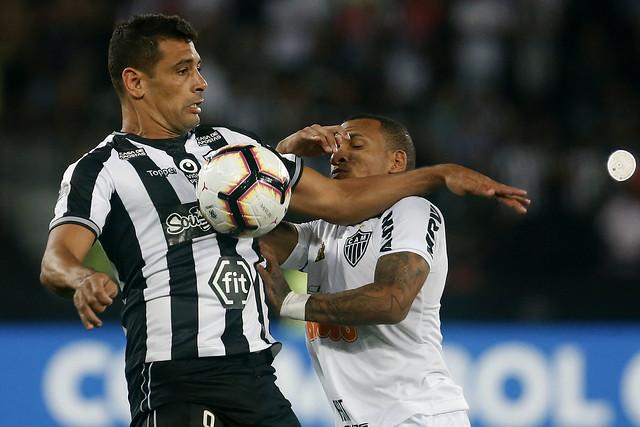 Botafogo 0 x 1 Atlético MG - 24/07/2019