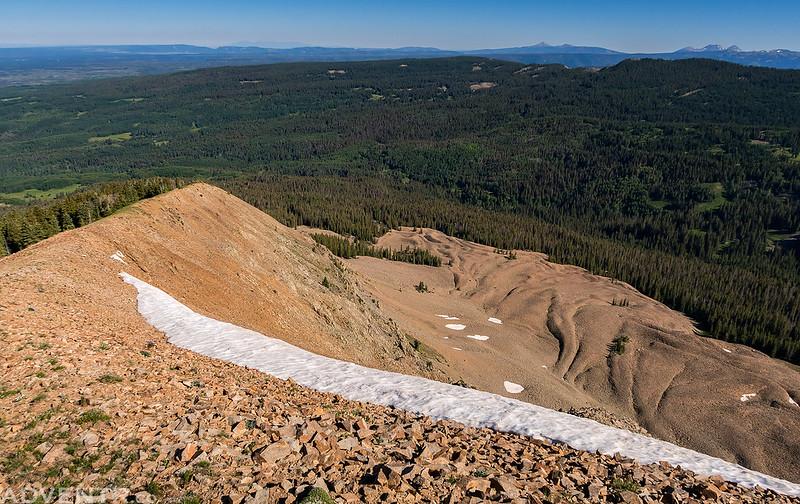 The Ridge Down