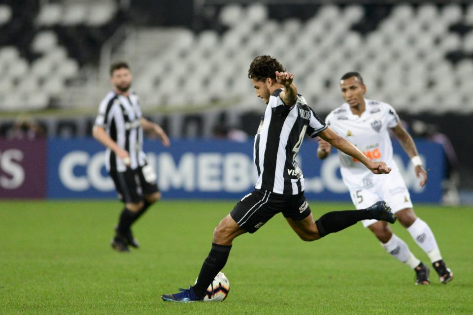 Botafogo 0 x 1 Atlético-MG