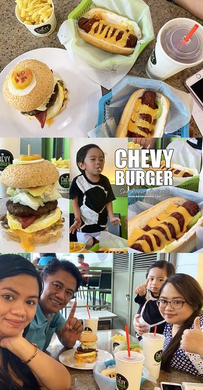 Chevy Burger Antipolo
