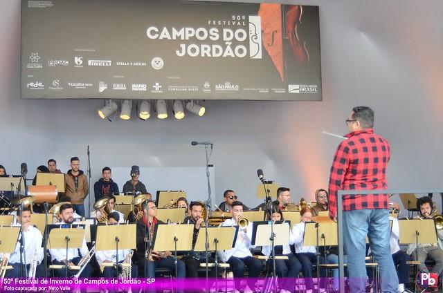 50º Festival de Campos de Jordão