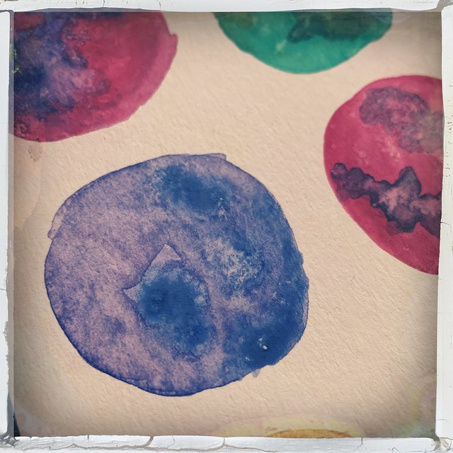 Salt Watercolor Orbs