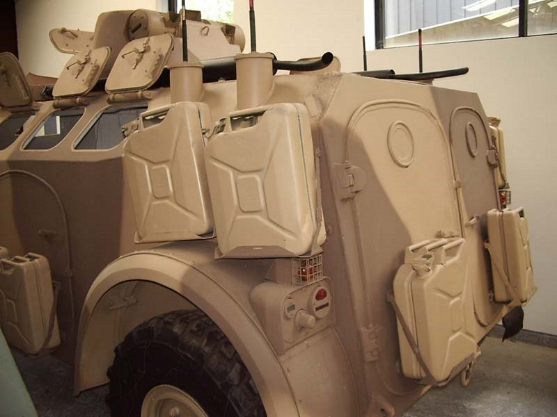Panhard M3 VTT with TL-2i turret 2
