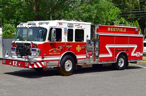 fire truck ct silver firefest meriden spartan city westfield middletown engine customfire