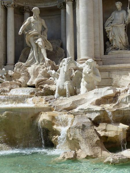 fontaine de Trévi 2