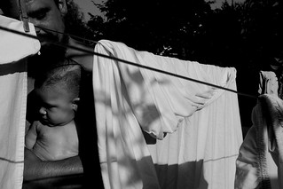 clothes line poetry
