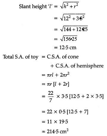 CBSE Previous Year Question Papers Class 10 Maths 2017 Outside Delhi Term 2 Set III Q18.1