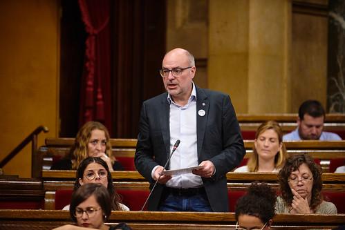 Ple del Parlament 24 de juny