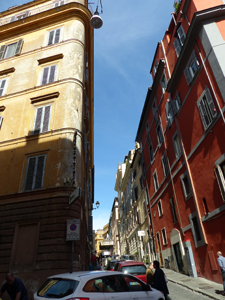 autre rue étroite