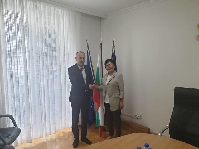 МОНКР в Болгарии