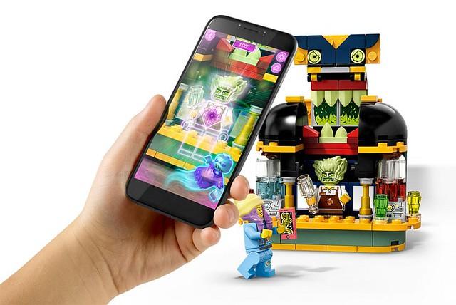 全新系列誠意十足的滿額禮! LEGO 40336 Hidden Side 系列【Newbury的果汁吧】Newbury's Juice Bar 公開!