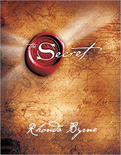 The Secret-  Rhonda Byrne
