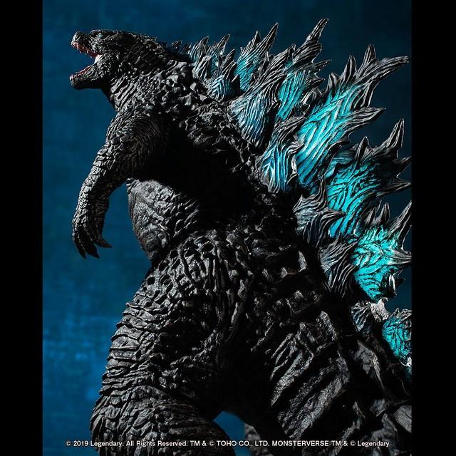 【更新官圖&販售資訊】Art Spirits 超激造系列《哥吉拉2:怪獸之王》哥吉拉(2019) ゴジラ(2019)