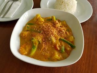 Satay Mock Chicken at September 18