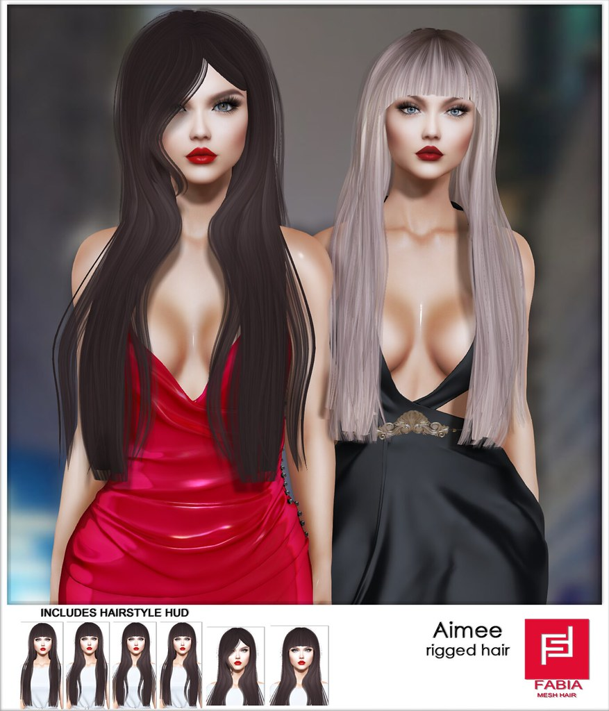 New!!!!  -FABIA- Hair Aimee