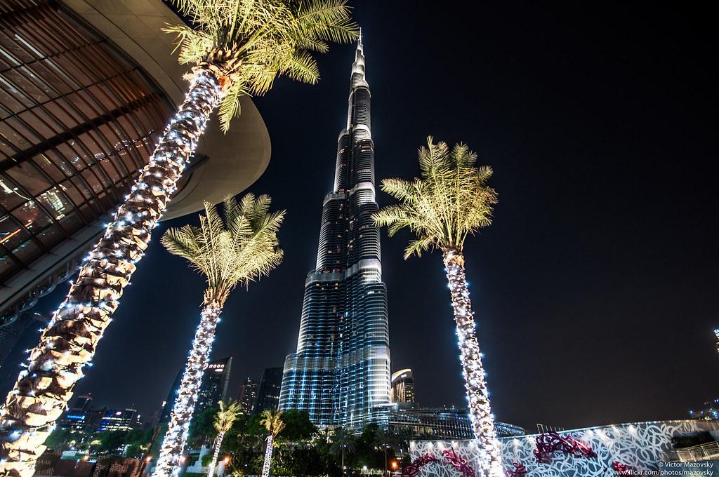 Burj Khalifa - 1/ Бурдж Халифа - 1