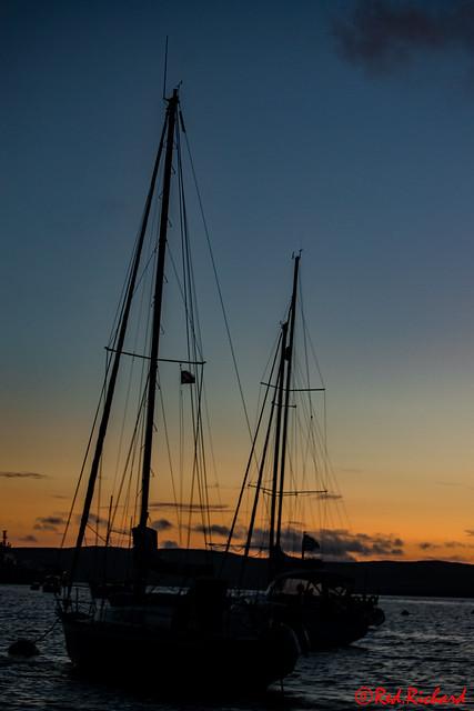 Sunset Rigging