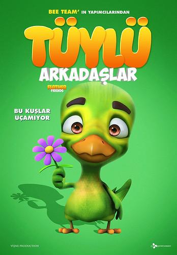 Tüylü Arkadaşlar - Feather Friends (2019)