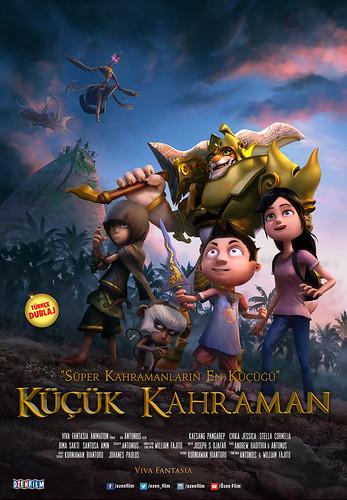 Küçük Kahraman - Knight Kris (2019)