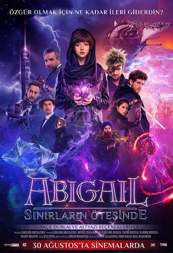 Abigail: Sınırların Ötesinde (2019)