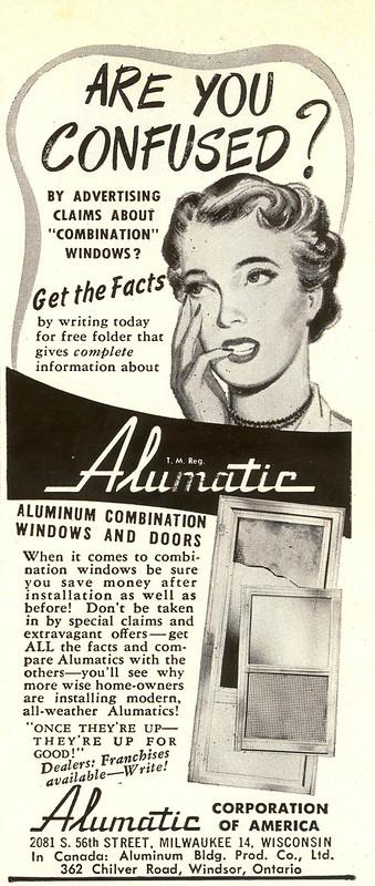 Alumatic 1950