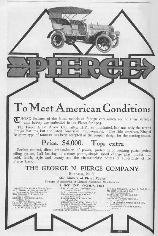 1905 Pierce