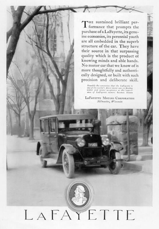 1923 LaFayette