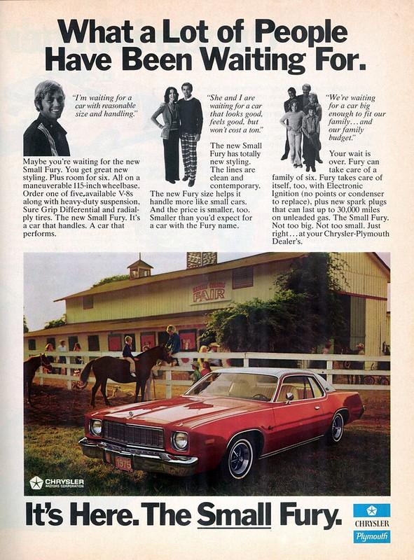 1975 Plymouth Fury