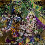 ISKCON Vrindavan Deity Darshan 25 July 2019