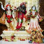 ISKCON GEV Wada Deity Darshan 25 July 2019