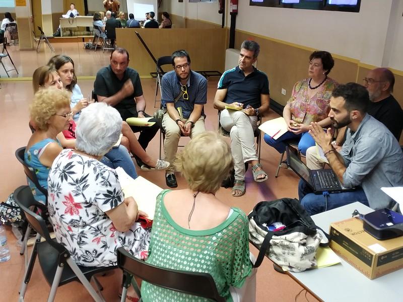 Tercera sessió procés participatiu - Lleida