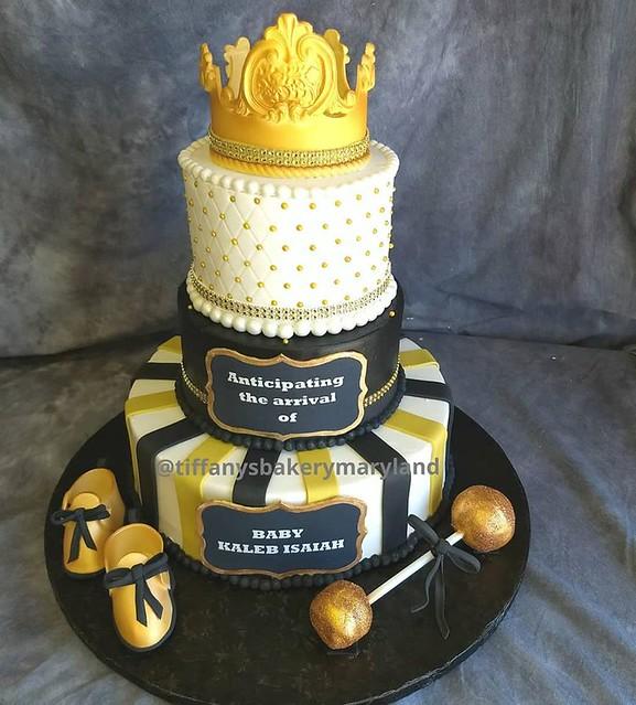 Cake by Tiffany's Bakery