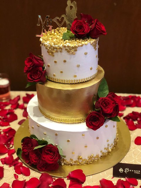 Cake by Beyond Cakes