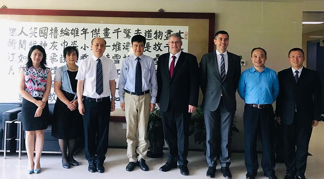 19.07 IIASA Asia National Member Organization visit