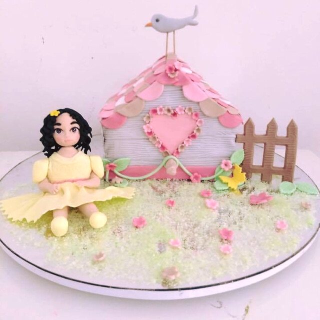 Cake by Bake us a Cake