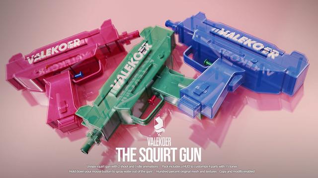 [VALE KOER] SQUIRT GUN
