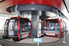 Kohlmaisbahn: první lanovka s novými kabinami Omega V