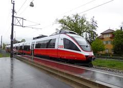 ÖBB 4024 135-7 - Schaan-Vaduz