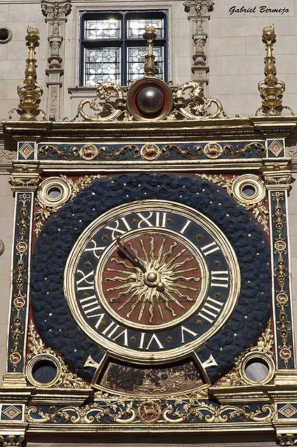 El tiempo es oro - Rouen